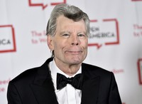 In this May 22, 2018, file photo, PEN literary service award recipient Stephen King attends the 2018 PEN Literary Gala at the American Museum of Natural History in New York. (Photo by Evan Agostini/Invision/AP)