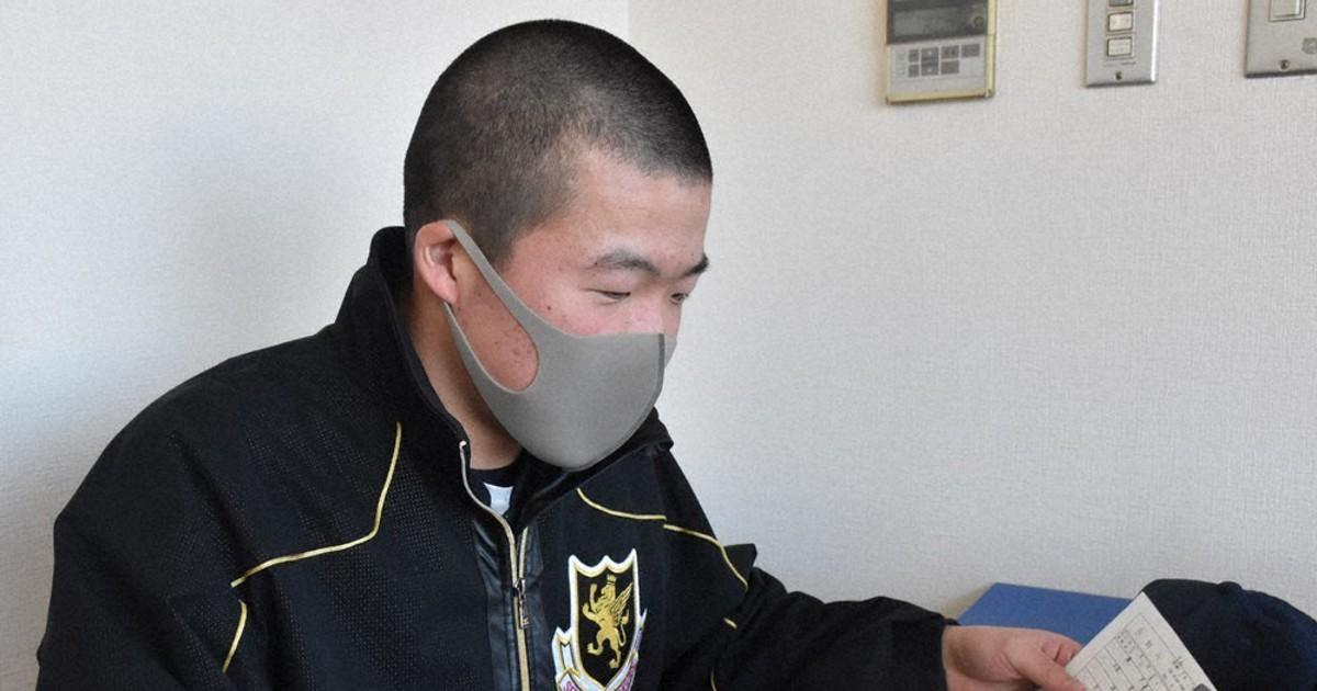 センバツ・夢へ続け!:仙台育英・支える人たち チーム強くするために 仲間に夢託したGM /宮城   毎日新聞