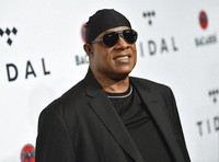 In this Oct. 17, 2017, file photo, Stevie Wonder attends the TIDAL X: Brooklyn 3rd Annual Benefit Concert in New York. (Photo by Evan Agostini/Invision/AP)