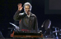 Chick Corea performs at the 62nd annual Grammy Awards on Jan. 26, 2020, in Los Angeles. (Photo by Matt Sayles/Invision/AP)