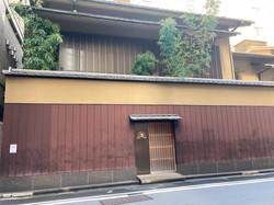 1月末で休業した東京吉兆本店