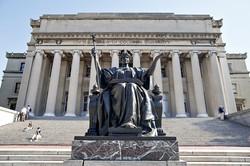 大学と学生の対立が続いている…… (Bloomberg)