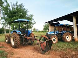 農機具の新たな購入形式として根付くか 筆者撮影