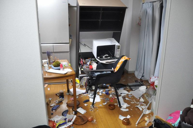13 2 日 月 福島県沖地震 (2021年)
