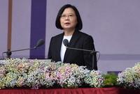 Taiwanese President Tsai Ing-wen (Mainichi/Shizuya Fukuoka)