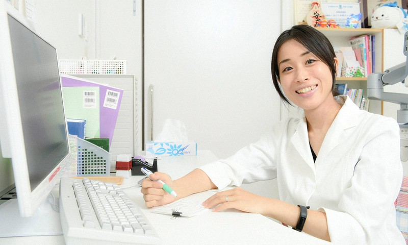 「みんパピ!みんなで知ろうHPVプロジェクト」を運営する一般社団法人「HPVについての情報を広く発信する会」の代表理事で、産婦人科医の稲葉可奈子さん