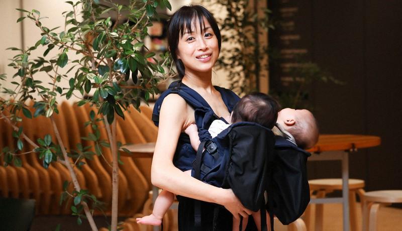 4児の母で、産婦人科医の稲葉可奈子さんは、「子宮頸(けい)がんは予防ができます。多くの人がその機会を逃していることを、産婦人科医としてこれ以上、見過ごすことができません」と訴える=本人提供