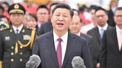 中国の習近平国家主席。TPP参加は実現するのか=2017年4月7日