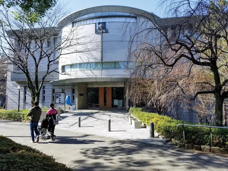 渋沢栄一の資料を収蔵・展示している渋沢資料館(東京都北区・飛鳥山公園)