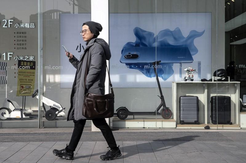 米中分離が進めば、デジタル分野には深刻な影響も (Bloomberg)