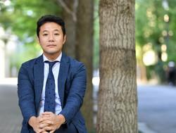 入山章栄・早大大学院教授=東京都新宿区で、西夏生撮影