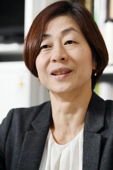 Kaori Yamaguchi is seen in this file photo taken in Bunkyo Ward, Tokyo, on Dec. 24, 2019. (Mainichi/Daiki Takikawa)