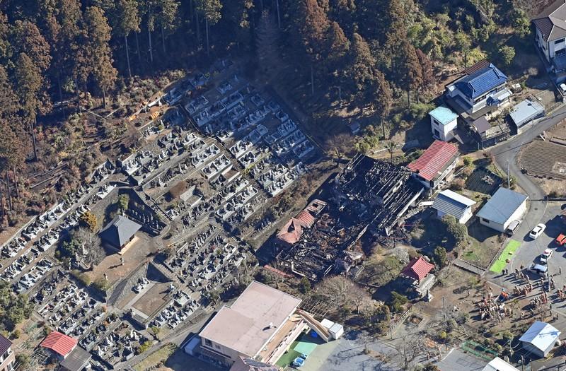 青梅 市 火災 東京・青梅の山林火災、24日も消火活動続く