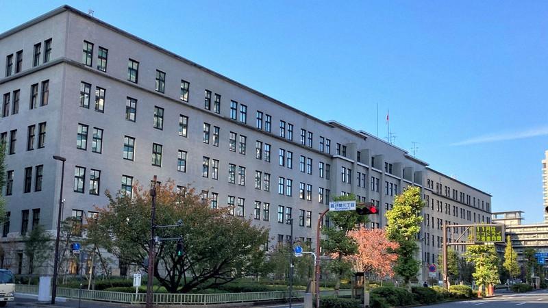 国債発行をはじめ日本の財政政策を主導する財務省=東京・霞が関で2020年11月16日、赤間清広撮影