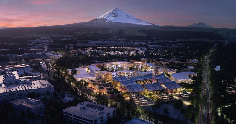 未来都市の工事始まる 静岡