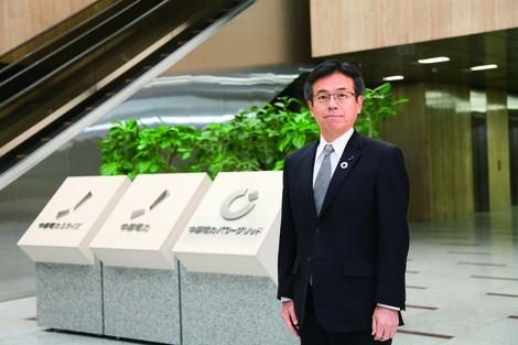 脱炭素で火力を革新、再エネも強化 林欣吾 中部電力社長