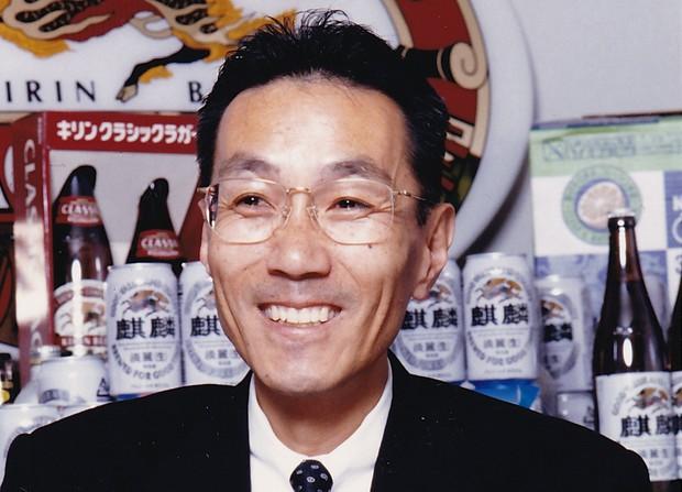 前田仁氏(1998年撮影)