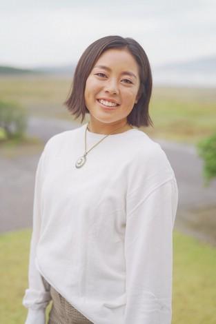 サーフィン女子の須田那月選手=本人提供