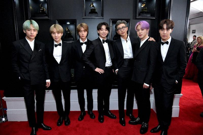 3月14日にグラミー賞発表 BTS、候補で注目