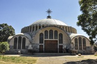 In this Nov. 4, 2013 file photo, the Church of St. Mary of Zion is seen in Axum, in the Tigray region of Ethiopia. (AP Photo)