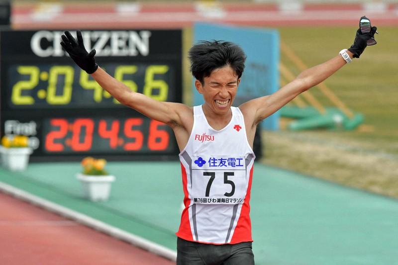 瀬古利彦氏、鈴木健吾を称賛「日本のマラソンの歴史を変えた」 | 毎日新聞