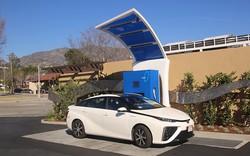 三井物産は、米カリフォルニア州の水素ステーション事業でFCV向け需要を創出 三井物産提供