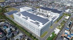 追加投資を行うイビデンの大垣中央事業場 イビデン提供