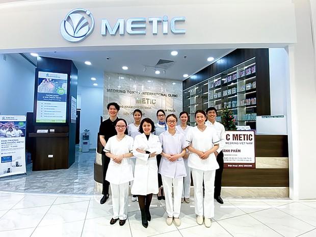 ベトナム・ハノイで開業した1号店