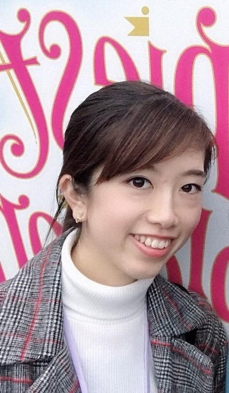 学習院女子大 渡口茉弥