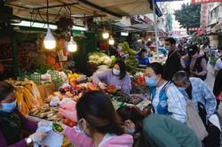 中国では食糧不足の懸念が強まっている(Bloomberg)