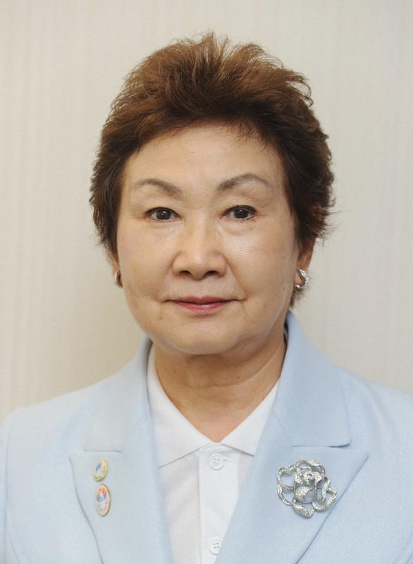小野清子さん死去 85歳 東京五輪「銅」、入院中にコロナ感染 | 毎日新聞