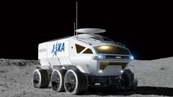 トヨタ自動車などが開発を進める「ルナ・クルーザー」トヨタ自動車提供