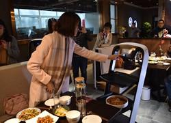 京東のロボットレストラン