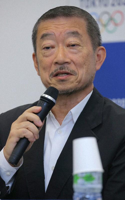 五輪式典を担当、佐々木さん辞任