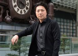 小川仁志氏(哲学者、山口大学教授)=東京都港区で2019年3月13日、武市公孝撮影