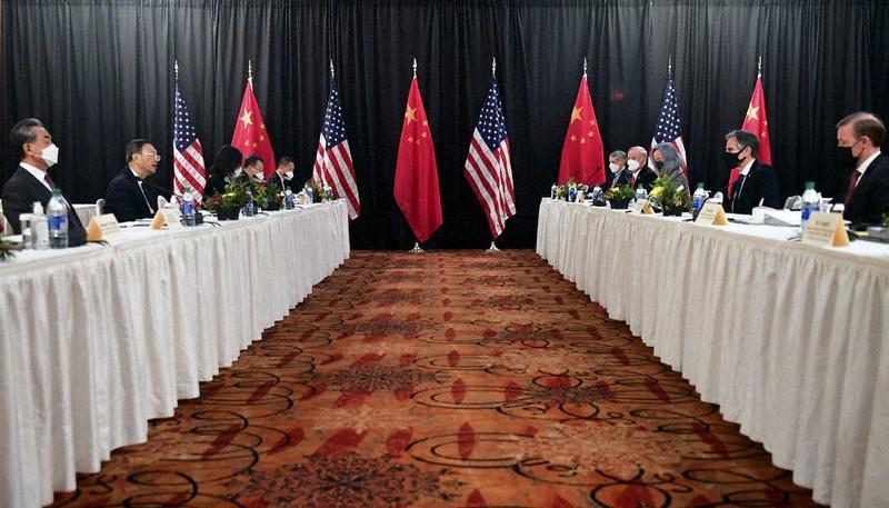 アメリカと中国、外交トップが会談