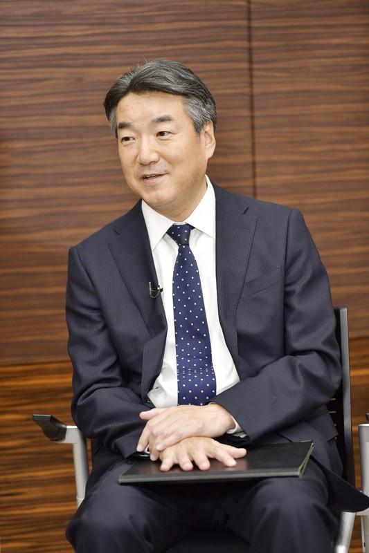 齊藤勝 三菱商事執行役員北米本部長(兼)天然ガス/水素事業開発室長