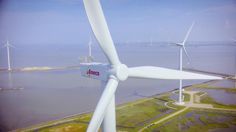 エネコ(Eneco)社が欧州で展開する洋上風力発電