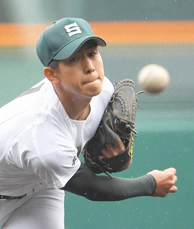 成長が詰まった99球 専大松戸の右横手・深沢 選抜高校野球 | 毎日新聞