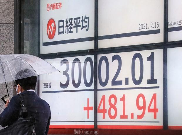 日経平均の高値更新に市場参加者の期待が高まる