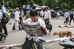 狂犬病で亡くなる人が毎年約2万人にのぼるインド (Bloomberg)