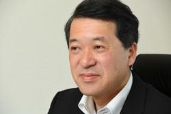 泉田裕彦氏=根岸基弘撮影