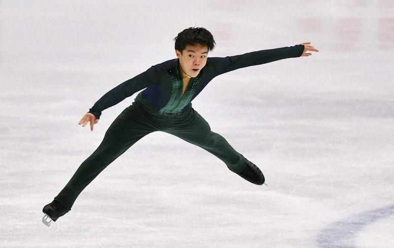 スケート 結果 速報