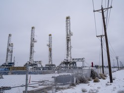 寒波によって米テキサス州のシェールオイル生産にも影響(Bloomberg)