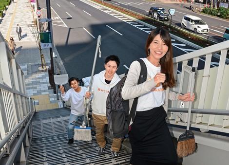 永岡里菜 おてつたび代表取締役CEO 「お手伝い」で地域のファン増やす
