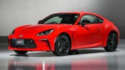 トヨタ自動車が発表した新型スポーツカー「GR86」=同社提供