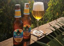 クラフトビールの需要拡大が見込まれるインド 筆者撮影