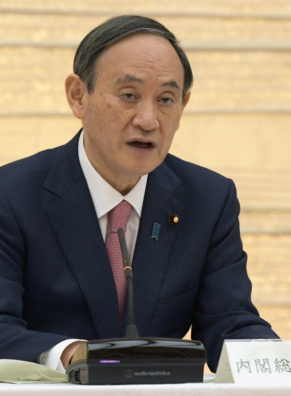 菅首相「緊急事態並みの強い措置」 まん延防止追加の3都府県 | 毎日新聞