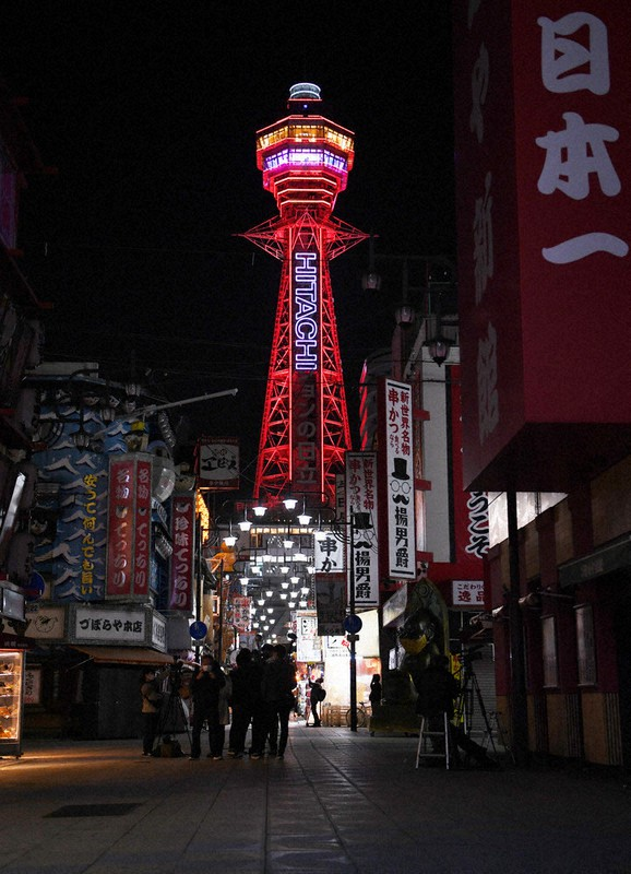 感染者数増加で再び「赤信号」 大阪