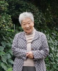 Japanese nonfiction writer Chieko Seki is seen in photo taken in Tokyo on Nov. 13, 2015. (Mainichi/Kimi Sorihashi)